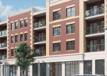 599 Kingston Road Apartments & Retail – Ajax, ON