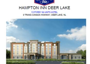 Hampton Inn Red Deer New Foundland