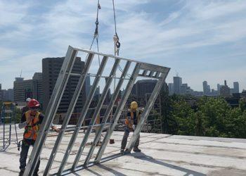 Wigwamen Terrace – 3 Storey Addition Seniors Residences – Toronto, ON